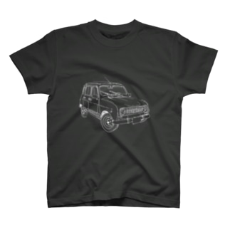 RENAULT 4GTL(WH) T-shirts