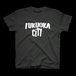 福岡Tシャツ通販サイトの福岡 T-shirts