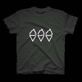 ▷            chiroruの🍦  /  2019 T-shirts