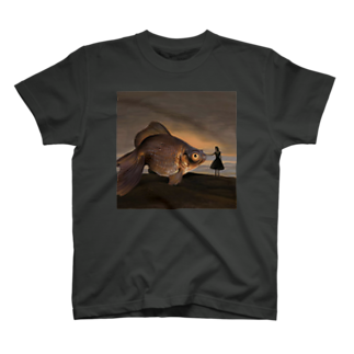 edafukkuの魚 T-shirts