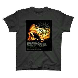 [大友窯SkullxBASARACRACY]#04「聖書」 T-shirts
