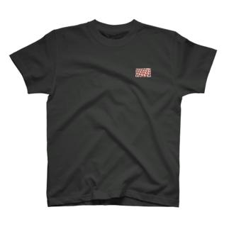 床タイル ver.02 Floor tiles ver.02 T-shirts