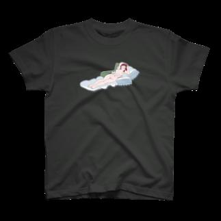 アート商会のゴヤ「裸のマハ」 T-shirts