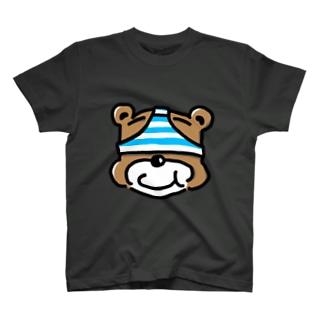 jigyakkumaアイコン公式グッズ T-shirts