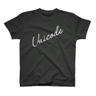 Unicode T-shirts