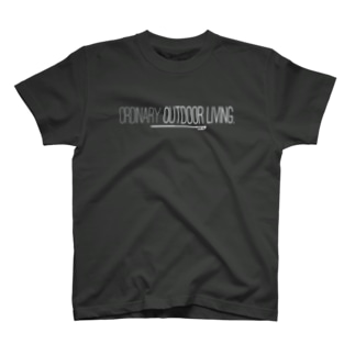 ordinary outdoor living. T-shirts