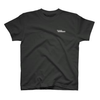 BIG SUMMER STENCIL T-shirts