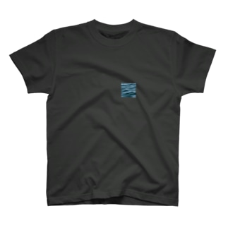 Surface PUZZLE TEE (fragment)/Sumi T-shirts