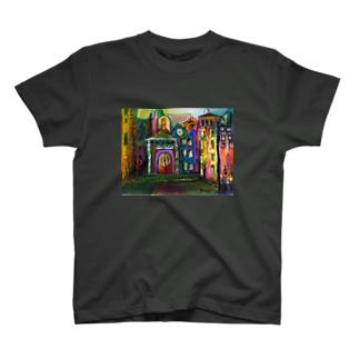 ひよこ書店 ☆ SEIKO Goods Shop from NASUの建物 T-shirts