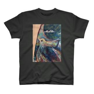 君のゆめをみる T-shirts