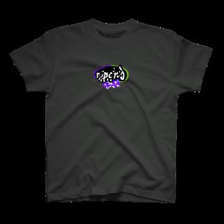 pipe cut recordの真夏のギャンブラーT T-shirts
