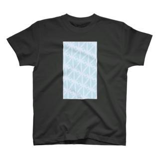 サーヴィエ行進曲 清流 T-shirts