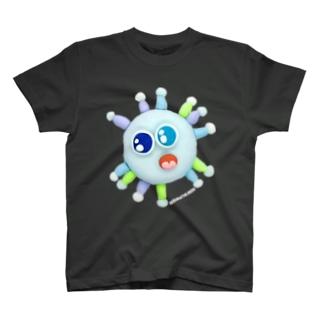 世界中で猛威を振るうアイツ T-shirts