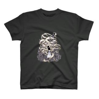 鬼気のラプンツェル T-shirts