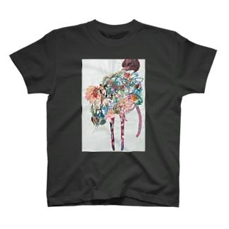 ひと T-shirts