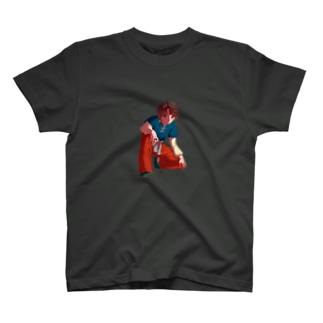 チャイナ男子Tシャツ T-shirts