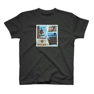 サンティアゴ旧市街 T-shirts