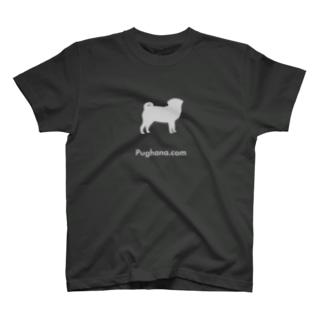 パグT(考え中)濃 T-shirts