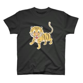 トラさん T-shirts