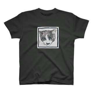 ブチくん T-shirts