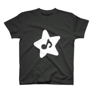 minoli Destiny WHITE STAR T-shirts