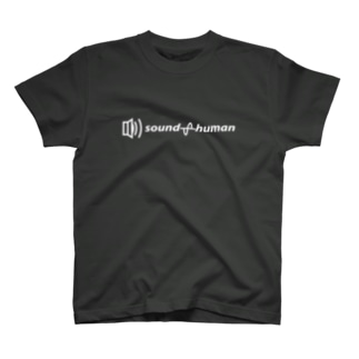 soundhuman white T-shirts
