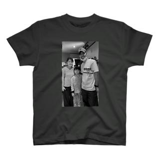 おめでとう 晃さん2020 T-shirts