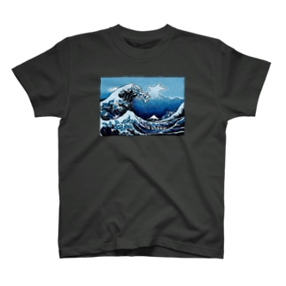 GILTACC -大波を乗り越える7つの徳 T-shirts