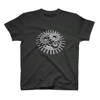 歯車 T-shirts