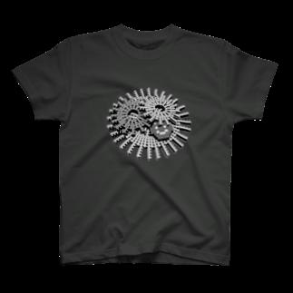 nano kantaの歯車 T-shirts