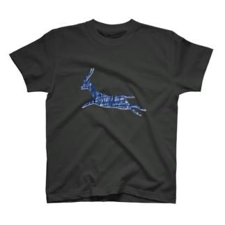 シカアート T-shirts