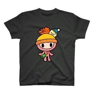 おでかけ!あるしこちゃん T-shirts