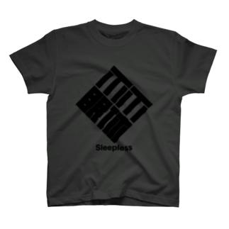 不眠不休 T-shirts