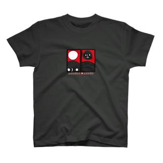 ダブルぼうず🎴 T-shirts