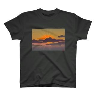 雲I T-shirts
