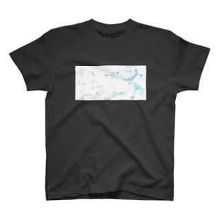 溶ける T-shirts