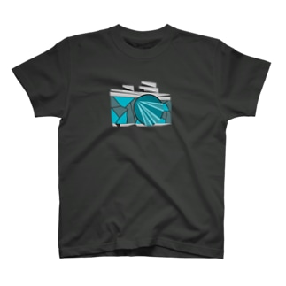 サマーカメラ T-shirts
