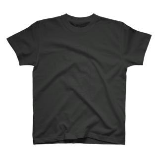 ボンレスニャン(グレー線) T-shirts