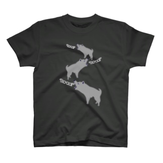 ばうわう T-shirts