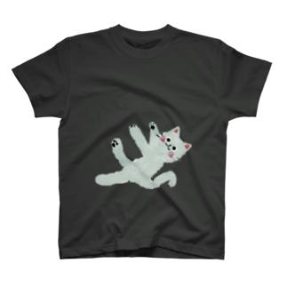 甘えんぼネコ【ゆめかわアニマル】 T-shirts