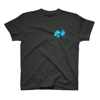 盲目。 T-shirts