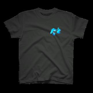 ろい。の盲目。 T-shirts