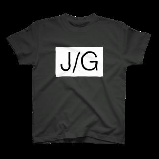 John GastroのJ/G T-shirts