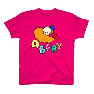 ABFRYな食パンちゃん Tシャツ