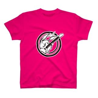 サイトウサン(ギター) Tシャツ