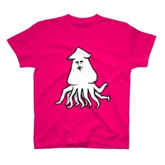 大王イカ様 Tシャツ
