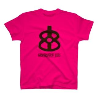 BOB SHOP LOGO - BLACK Tシャツ