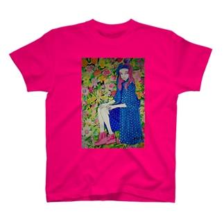 最新式アーティストながいゆうじのグッズ Tシャツ