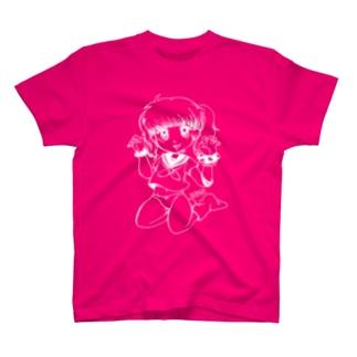 ぱんつちゃん濃色用 Tシャツ