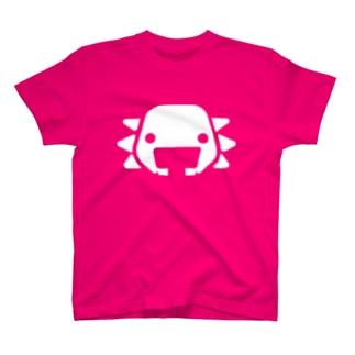 ぺたぞうマーク(ピンク) Tシャツ